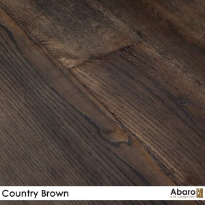 Deska  POSTARZANA - Country Brown
